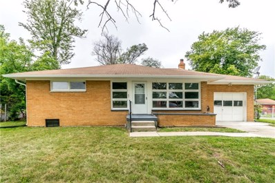 5056 S Keystone Avenue, Indianapolis, IN 46227 - MLS#: 21595236