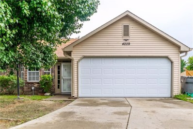 4229 Medina Way, Indianapolis, IN 46227 - MLS#: 21595252