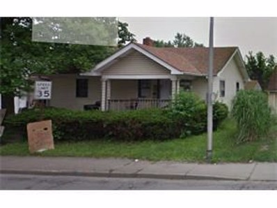 4909 E 10th Street, Indianapolis, IN 46201 - MLS#: 21595263