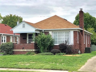 1214 N Downey Avenue, Indianapolis, IN 46219 - #: 21595280