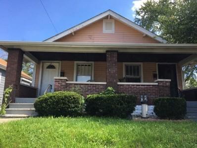 865 N Linwood Avenue, Indianapolis, IN 46201 - #: 21595293