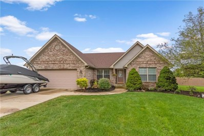 6929 W Rockwood Lane, New Palestine, IN 46163 - MLS#: 21595328