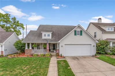 5041 Bird Branch Drive, Indianapolis, IN 46268 - #: 21595359