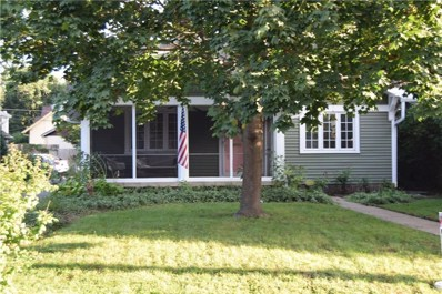 214 E 51st Street, Indianapolis, IN 46205 - #: 21595374