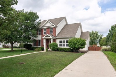 12754 Buff Stone Court, Fishers, IN 46037 - #: 21595405