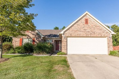 10902 Gate Circle, Fishers, IN 46038 - MLS#: 21595415