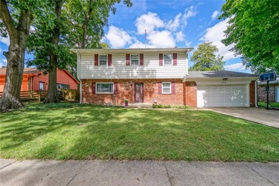 8516 Skyway Drive, Indianapolis, IN 46219 - #: 21595441