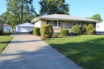 7760 E 50th Street, Indianapolis, IN 46226 - MLS#: 21595476