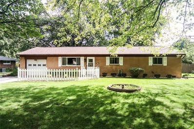 10293 Orchard Park Drive W, Indianapolis, IN 46280 - #: 21595500