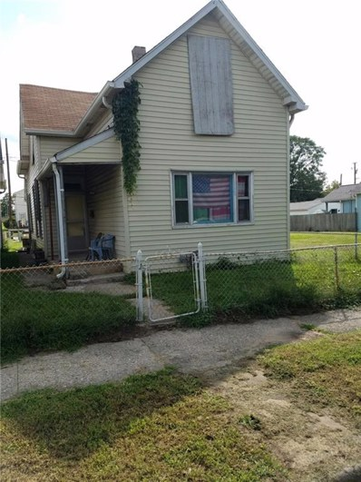 1105 Church Street, Indianapolis, IN 46225 - MLS#: 21595512