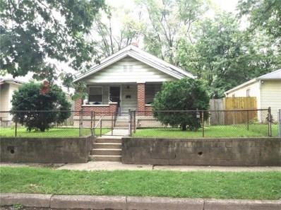 2029 N Adams Street, Indianapolis, IN 46218 - #: 21595523