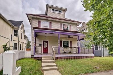 315 N Arsenal Avenue, Indianapolis, IN 46201 - MLS#: 21595583