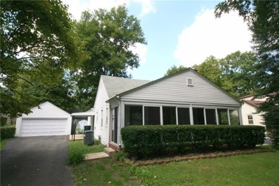 5212 Woodside Drive, Indianapolis, IN 46228 - #: 21595621