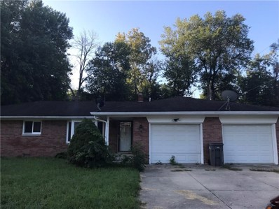 37 Jonquil Drive, Indianapolis, IN 46227 - MLS#: 21595670