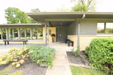 7375 Spring Mill Road, Indianapolis, IN 46260 - #: 21595673