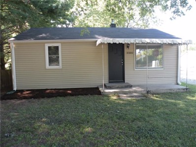 3202 W Mooresville Road, Indianapolis, IN 46221 - MLS#: 21595674