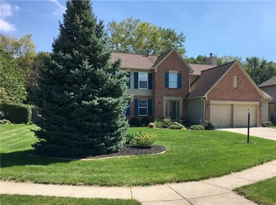 8113 Fendler Drive, Indianapolis, IN 46259 - #: 21595729
