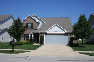 5564 W Crestview Trail, McCordsville, IN 46055 - #: 21595763