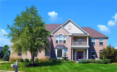 14082 Franks Way, Fishers, IN 46040 - #: 21595827