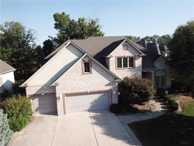 3636 Highland Park Drive, Greenwood, IN 46143 - MLS#: 21595836