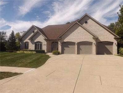 7223 W Mayer Drive, Greenfield, IN 46140 - #: 21595858