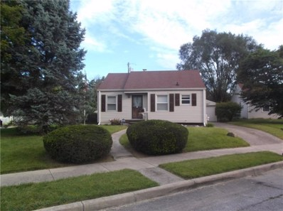 5318 E 19th Place, Indianapolis, IN 46218 - #: 21595870