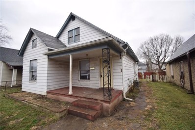 1135 N Ewing Street, Indianapolis, IN 46201 - MLS#: 21595907