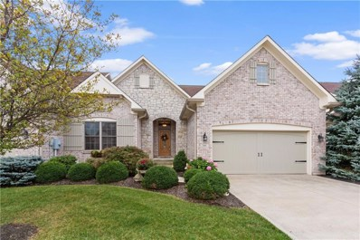 4503 Marigold Court, Greenwood, IN 46143 - #: 21595994