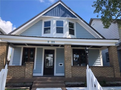 1429 S East Street, Indianapolis, IN 46225 - #: 21596074