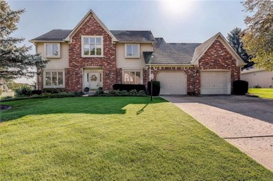 828 Pebble Brook Place, Noblesville, IN 46062 - #: 21596081