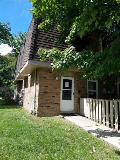 1368 Tishman Lane, Indianapolis, IN 46260 - MLS#: 21596095