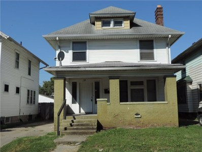 214 N Tremont Street, Indianapolis, IN 46222 - MLS#: 21596103