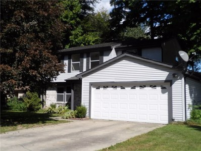 8153 Ashwood Court, Indianapolis, IN 46268 - #: 21596105