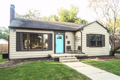 631 E 86th Street, Indianapolis, IN 46240 - MLS#: 21596163