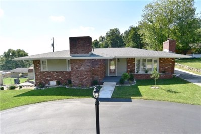 460 Park Place, Martinsville, IN 46151 - MLS#: 21596180
