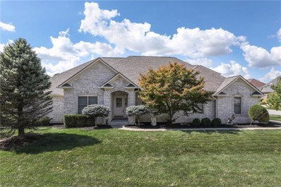 7539 Peach Blossom Place, Indianapolis, IN 46254 - MLS#: 21596182