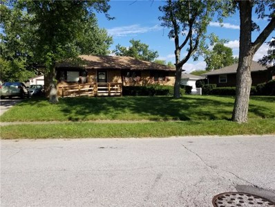 377 Clark Avenue, Beech Grove, IN 46107 - #: 21596271