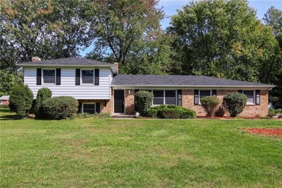 4034 W 80th Street, Indianapolis, IN 46268 - #: 21596300