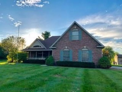 1143 N Oak Hill Lane, Crawfordsville, IN 47933 - MLS#: 21596313