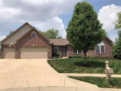7932 Stoney Bend Court, Indianapolis, IN 46259 - #: 21596315