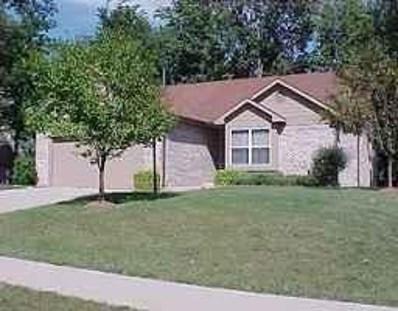 1009 Honeysuckle Drive, Mooresville, IN 46158 - MLS#: 21596350