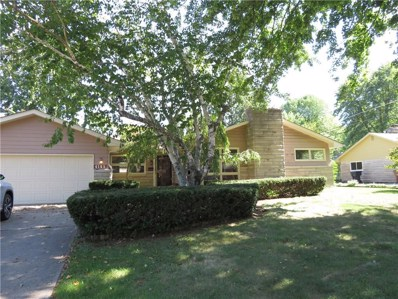 4165 Roselawn Avenue, Columbus, IN 47203 - #: 21596351