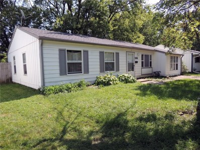 3543 Eisenhower Drive, Indianapolis, IN 46224 - #: 21596373