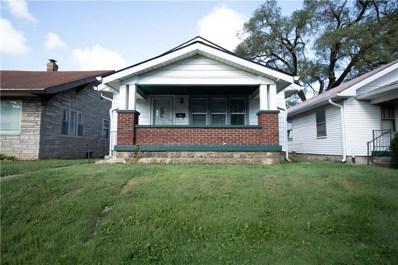 858 N Drexel Avenue, Indianapolis, IN 46201 - #: 21596415