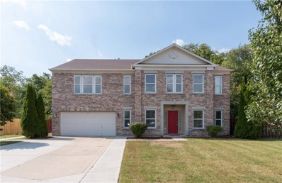 5828 Ascending Heights Drive, Brownsburg, IN 46112 - #: 21596470