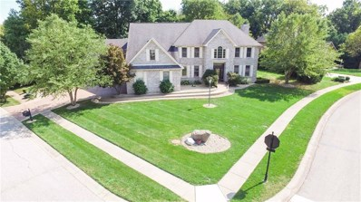 5727 Stonechat Lane, Indianapolis, IN 46237 - MLS#: 21596479