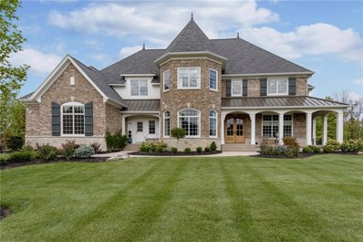 8380 Shannon Springs Drive, Zionsville, IN 46077 - #: 21596583