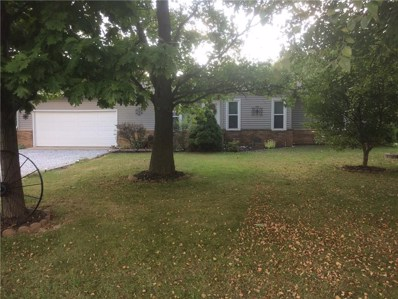 7267 N Christopher Lane, Fairland, IN 46126 - #: 21596601