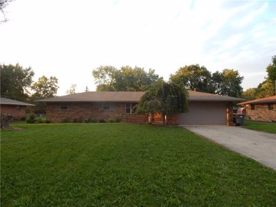 160 Crosby Drive, Indianapolis, IN 46227 - #: 21596625