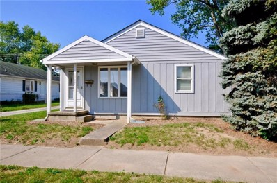 1597 S 9th Street, Noblesville, IN 46060 - #: 21596627